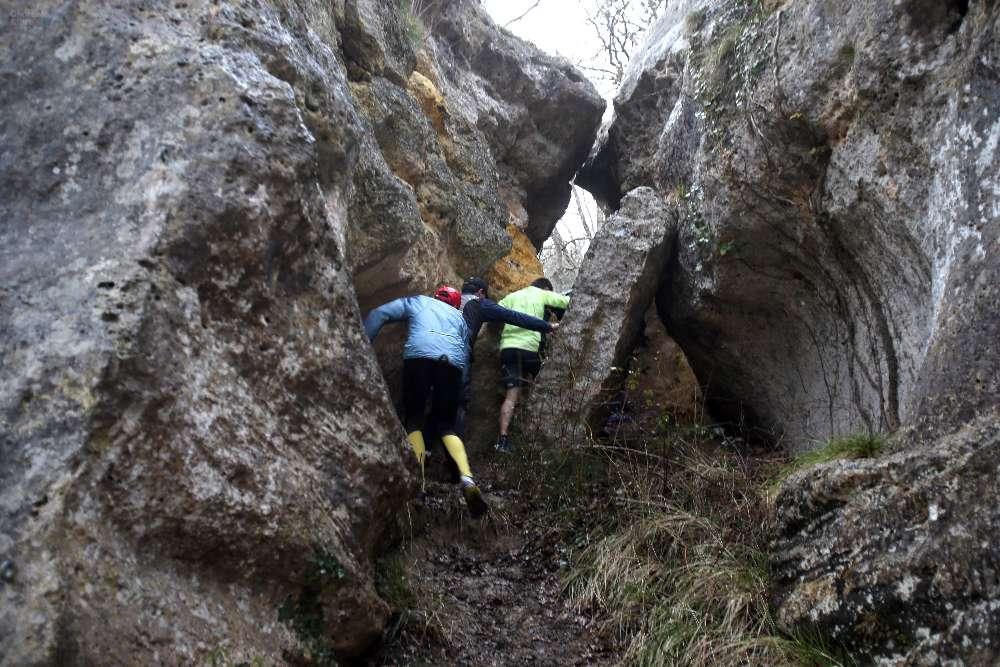 grotte ornée